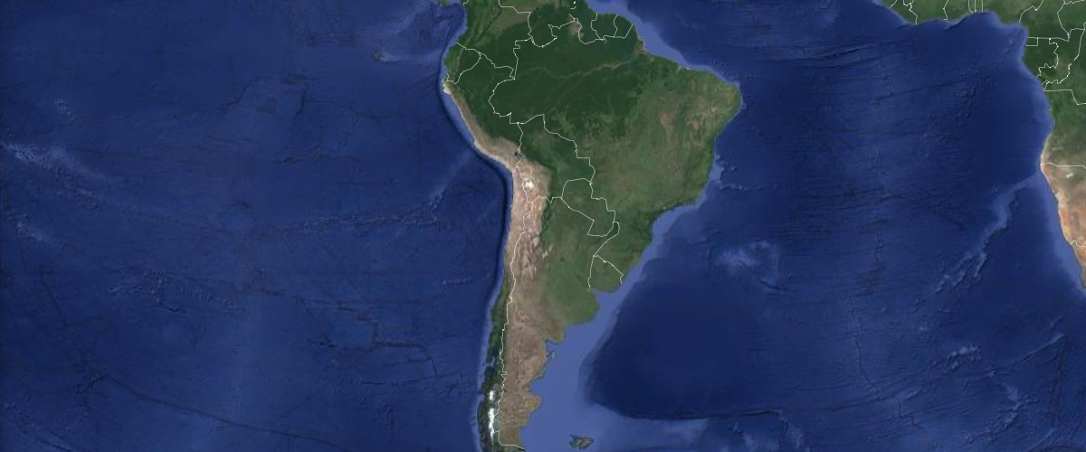 Latin-America-Google-Maps