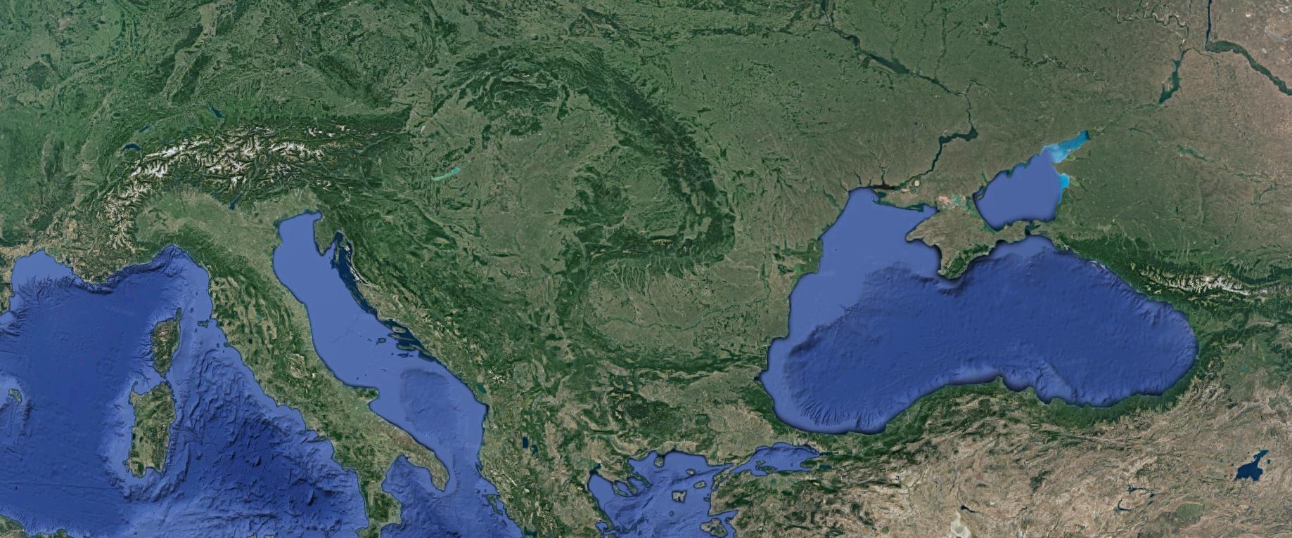 Lower Danube River Basin Regional Hub