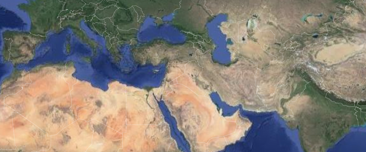 Middle East and Eastern Mediterranean