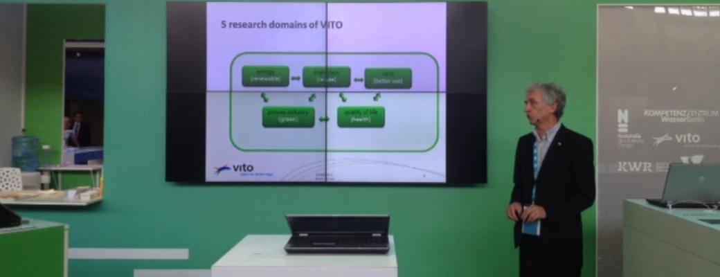 VITO enjoys the benefits of Watershare®