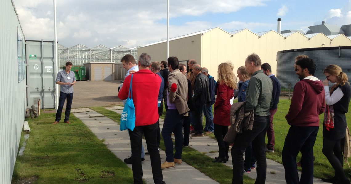Site visit to a full scale ASR application in The Netherlands
