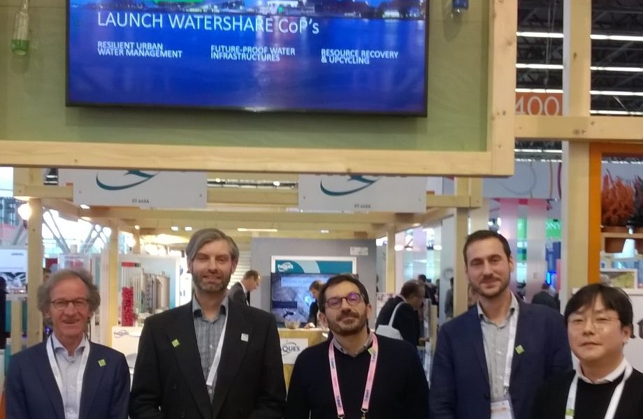 Three Watershare communities launched